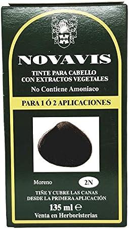 NOVAVIS - TINTE 2 N MORENO NOVAVIS: Amazon.es