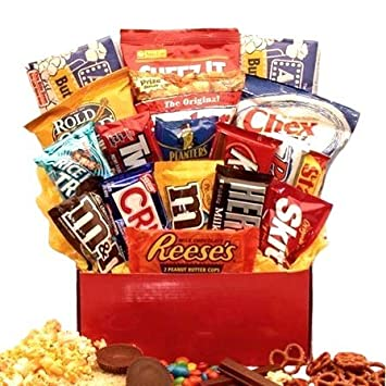 Amazon candy care package great easter gift idea for candy care package great easter gift idea for college kids negle Images
