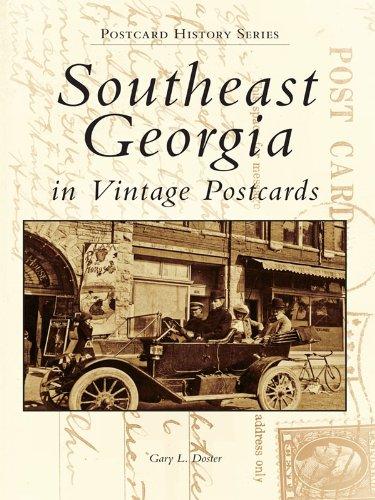 Georgia Ga Postcard (Southeast Georgia in Vintage Postcards (Postcard History)