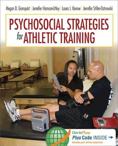 Psychosocial Strategies for Athletic Training - http://medicalbooks.filipinodoctors.org