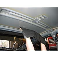 HushMat 661605 Sound and Thermal Insulation Kit (1960-1976 Mopar A Body Valiant - Roof)