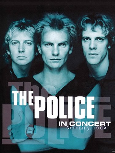 (The Police Sting Rock Music Band 1980 Art 32x24 Print Poster)