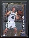1998-99 Finest #234 Dirk Nowitzki Dallas Mavericks
