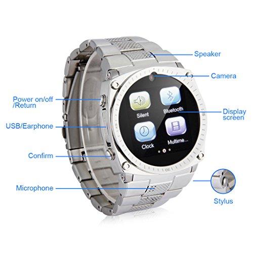 Excelvan Smart Reloj Smartphone Libre GSM (1.54