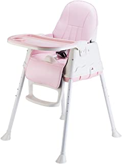 CQ High Chair Folding Portable Baby Seat With Tray