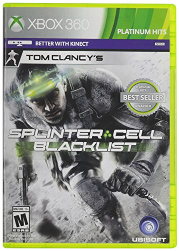 Tom Clancy's Splinter Cell Blacklist(XBox 360) (Call Of Duty Ghosts Multiplayer Weapons List)