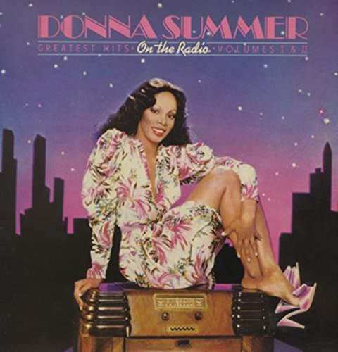 Donna Summer - On The Radio - Greatest Hits Volumes I & II - Casablanca Records - NB 7070
