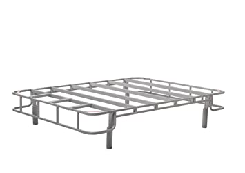 forever foundations store more metro steel bed frame queen
