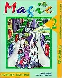 Magic 2 4º Primaria. Workbook Proyecto Magic. English