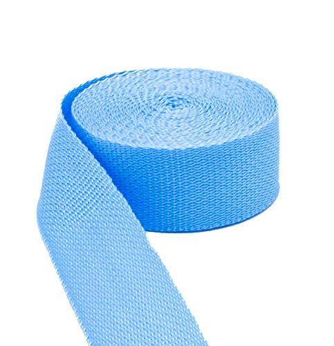 1.5 Inch Polypropylene Webbing: 50 Yards Heavy Weight 1 1/2