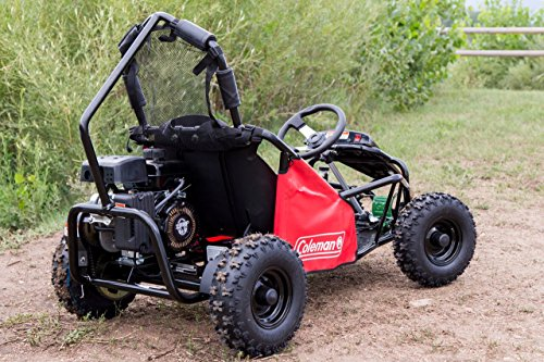 Coleman Powersports 98cc/3.0HP CK100-S Go Kart by Coleman Powersports (Image #3)