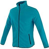 Exuma FullZip Fleece Jacket Sweatshirt Erkek