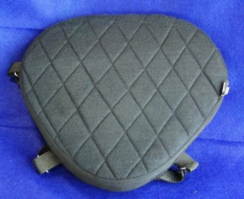(Motorcycle Driver Seat Gel Pad for Triumph Speedmaster Front seat very comfy)