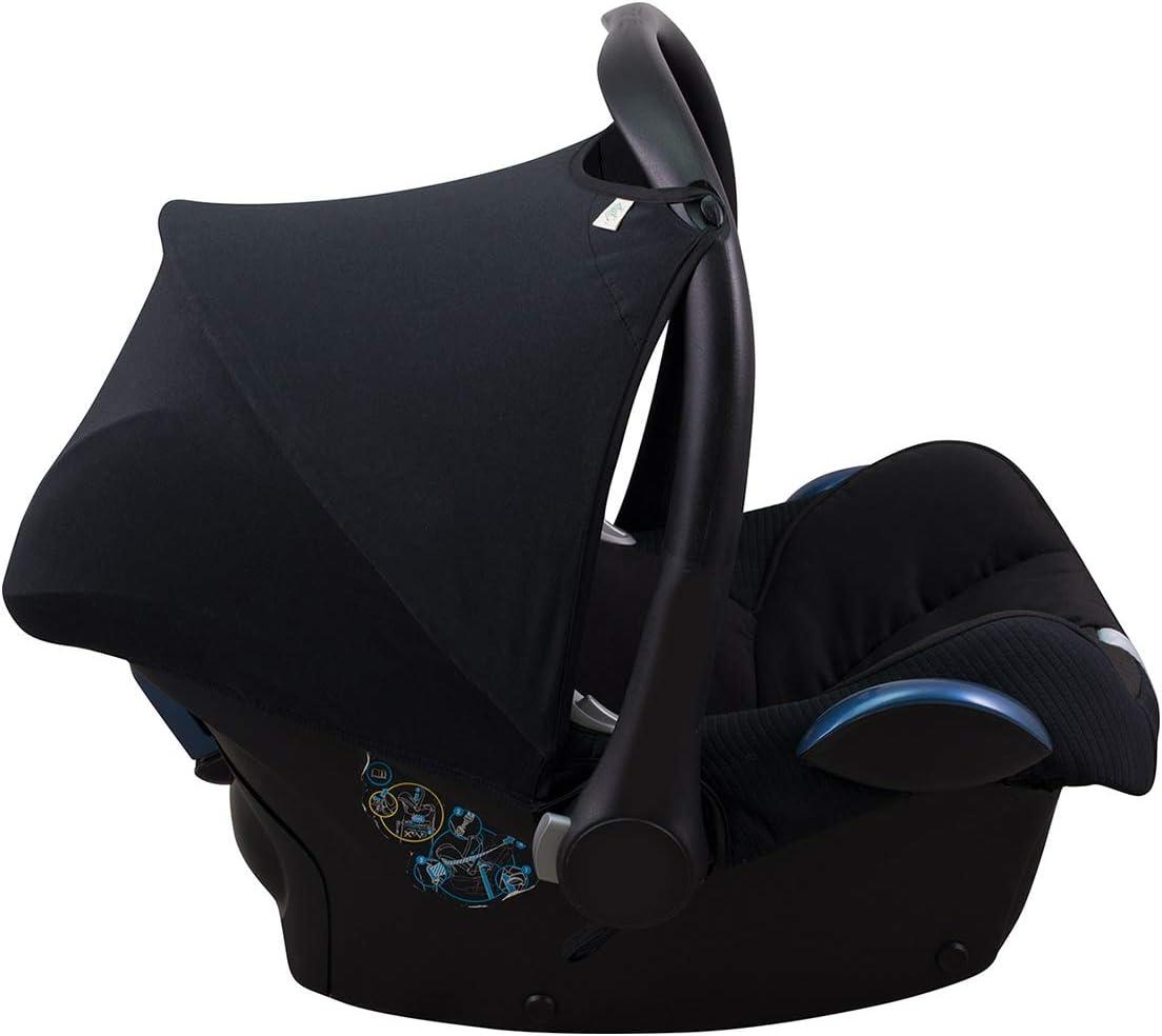 JANABEBE Capota para Maxi-Cosi Cabriofix (Black Series)