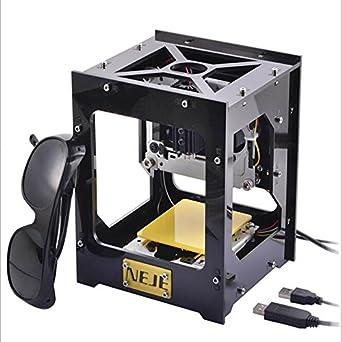 300mW-1 DIY Laser Engraving Machine Bricolaje Grabador láser ...