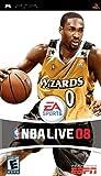 NBA Live 08 - Sony PSP