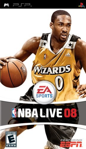 NBA Live 08 - Sony PSP by Electronic Arts