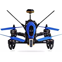 Walkera F210 3D Edition 2.4GHz 120 Degree HD Camera F3 3D Knocking Down the Wall Racing Drone RTF RC Quadcopter (No Remote)