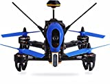 Walkera F210 3D Racing Drone Quadcopter with OSD/700TVL Camera without Transmitter - BNF Version
