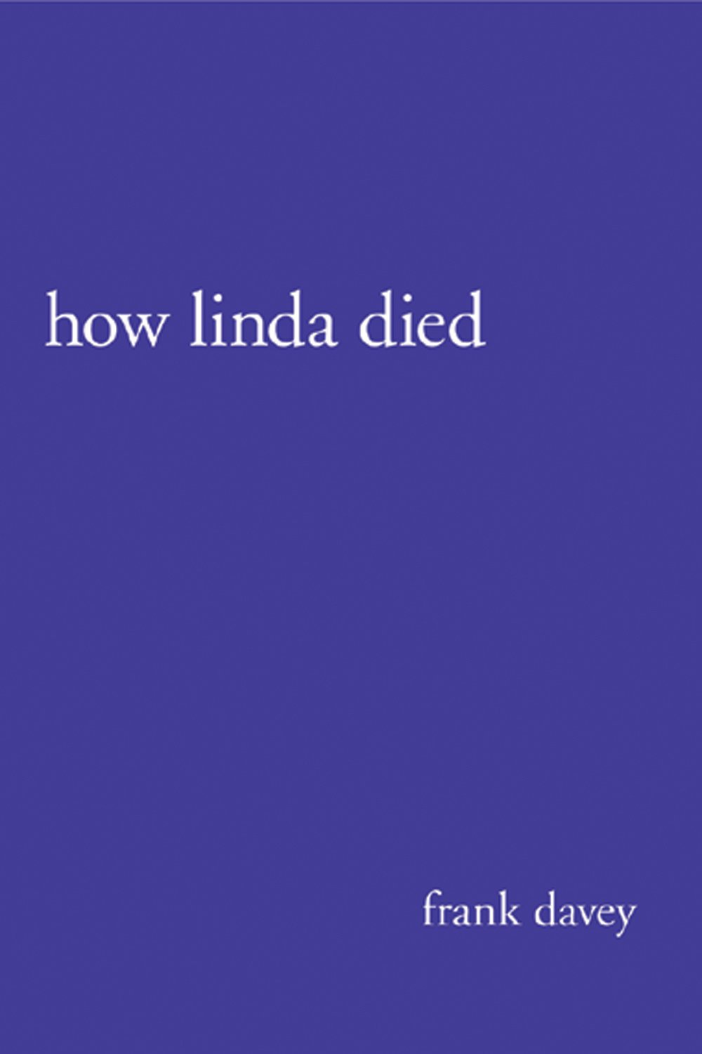 How Linda Died: Better Living Through Graffiti & Train Hopping pdf epub