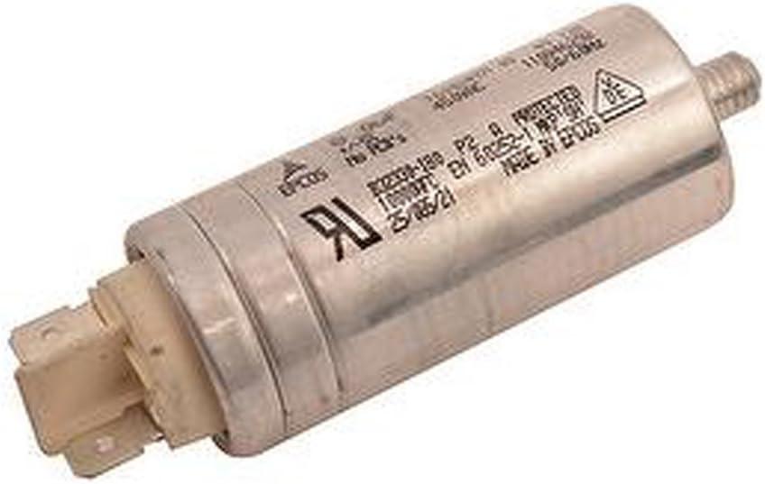 Spares2go condensador para secadora Hotpoint/condensador secador (8UF)
