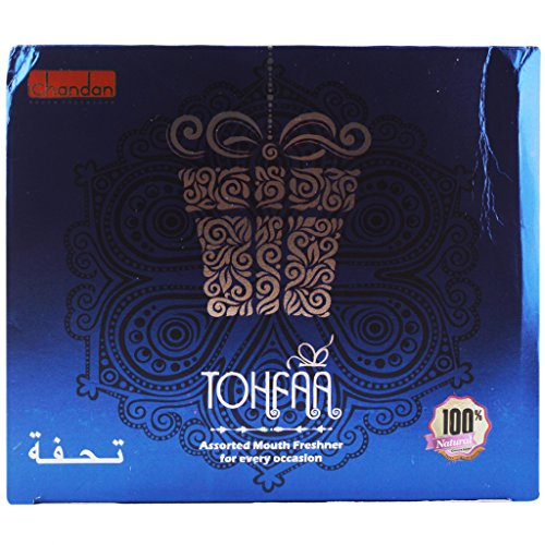 Chandan's Tohfaa Assorted Mouth Fresher Gift Pack, 490g