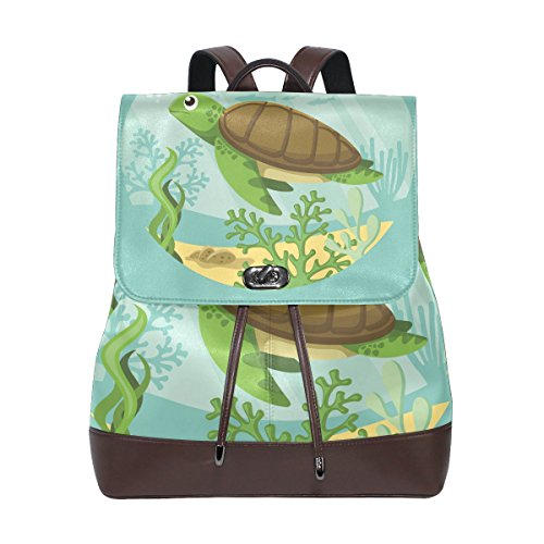 Leather Back Sea Turtle - 8