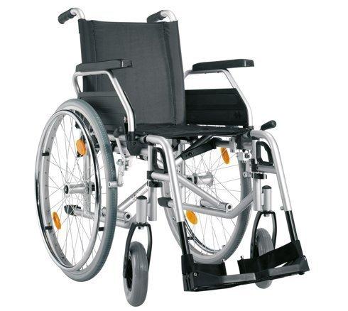 Rollstuhl S-Eco 300, Faltrollstuhl (46 cm)