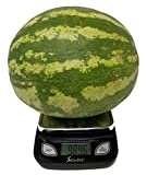 Digital Food Scale / Kitchen Scale / Postal Scale – Weigh in Pounds, Ounces, Grams - Precise Weight Scale 1g (0.04oz) to 11 lbs - Batteries Included