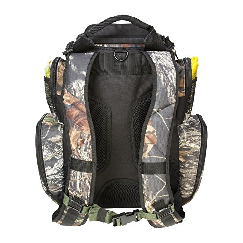 084298636042 - Wild River Tackle Tek Nomad Mossy Oak Camo LED Lighted Backpack, Fishing Bag, Hunting Backpack carousel main 7