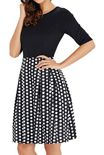 formal black dresses for work - 6