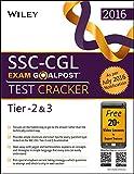 Wiley's SSC-CGL Exam Goalpost Test Cracker, Tier-2 & 3