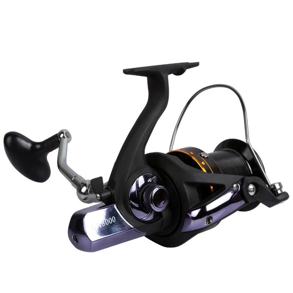 釣り用リール 二重抗力ブレーキシステムが付いている塩水/淡水釣のための回転釣巻き枠13 + 1軸受け左右の交換可能なハンドル 6000  B07QHGWFKC