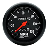 Auto Meter 2692 Z-Series In-Dash Mechanical Speedometer