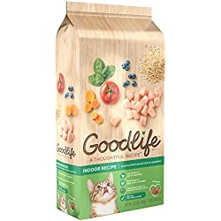 Goodlife Adult Indoor Chicken Recipe Dry Cat Food 3.5 Pounds (Discontinued By Manufacturer)