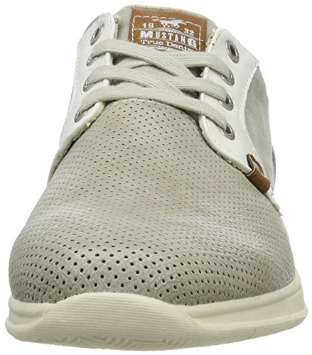 cheap sale discounts discount extremely Mustang Men's 4115-302-22 Low-Top Sneakers Grey (22 Hellgrau) shopping online cheap online kW6KsyPj