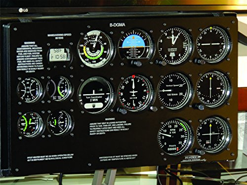 Which is the best flight simulator instrument panel? | Asbay