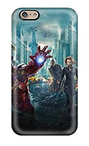 JennaCWright Design High Quality Attractive The Avengers By Sharnihendry Dcvyed Cover Case With Excellent Style For Iphone 6