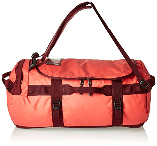 Price comparison product image The North Face Base Camp Duffel (Medium,  Cayenne Red / Regal Red)