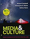 Loose-Leaf Version for Media & Culture: An Introduction to Mass Communication