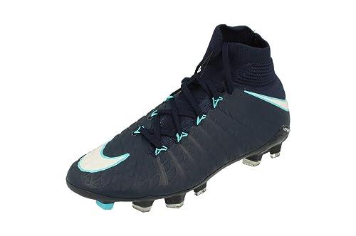 Nike Hypervenom Phantom III DF FG, Zapatillas de Fútbol Unisex Niños: Amazon.es: Zapatos y complementos