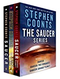 The Saucer Series: Books 1-3: Saucer, Saucer: The Conquest, Saucer: Savage Planet
