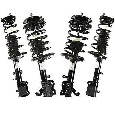 Prime Choice Auto Parts CST080-132PR Set of 4 Complete Strut Assemblies