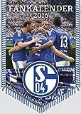 FC Schalke 04 Kalender / Fussball Kalender / Bannerkalender / Bannerkalender S04 2016