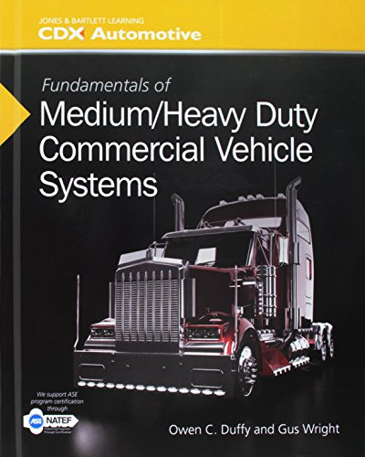 Commercial Engine - Fundamentals of Medium/Heavy Duty Commercial Vehicle Systems, Fundamentals of Medium/Heavy Duty Diesel Engines, AND 2 Year Access to MHT ONLINE