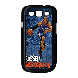 C-EUR Phone Case Russell Westbrook Hard Back Case Cover For Samsung Galaxy S3 I9300