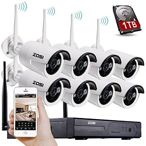 ZOSI Security Wireless Surveillance Smartphone product image