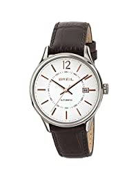 BREIL Watch Contempo Male Automatic Only Time Leather - TW1556