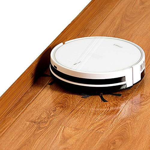 Fmart Pro Robotic Vacuum Cleaner with Self-Charging, Mop and Water Tank, Robot Vacuum Cleaner for Hard Floor, Low-pile Carpet, APP Control, Wi-Fi Connected - Cleaning Robot FM-R570 by Fmart (Image #5)