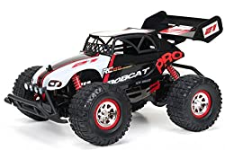 New Bright Pro Ff 12.8v Bobcat Rc Car (1:10 Scale)